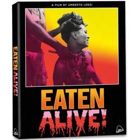 Eaten alive (U.Lenzi) (Slipcase) (Blu-ray) (Import)