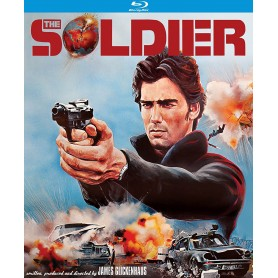 The Soldier (1982) (Blu-ray) (Import)