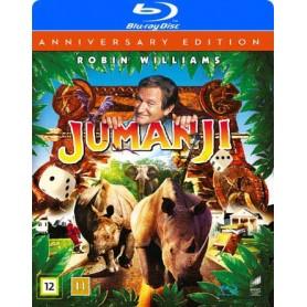 Jumanji - 20th Anniversary (Blu-ray)