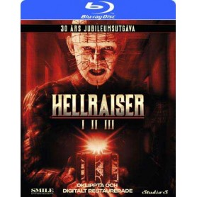 Hellraiser 1-3 (Blu-ray)