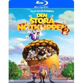 Den stora nötkuppen 2 (Blu-ray)