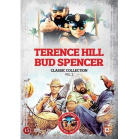 Terence Hill / Bud Spencer - Classic Collection Vol. 2 (5-disc)