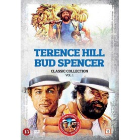 Terence Hill / Bud Spencer - Classic Collection Vol. 1 (5-disc)