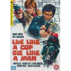 Live Like a Cop, Die Like a Man (Import)