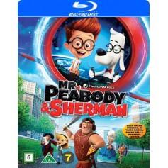 Herr Peabody & Sherman (Blu-ray)
