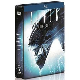 Alien Anthologie (Limiited Edition SteelBook) (Sv. text) (Import)