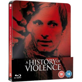 A History of Violence (Steelbook) (Blu-ray) (Import)