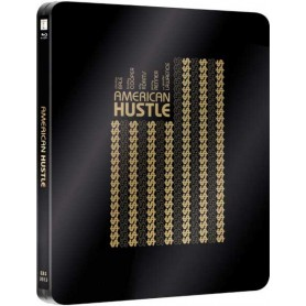 American Hustle (Limited Steelbook) (Blu-ray) (Import)