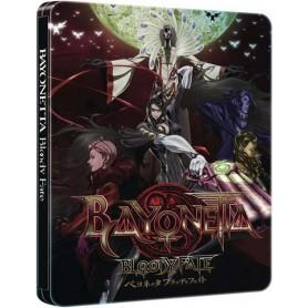 Bayonetta: Bloody Fate (Steelbook) (Blu-ray) (Import)