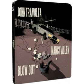 Blow Out (Limited Edition Steelbook) (Blu-ray) (Import)