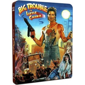 Big Trouble in Little China - Limited Edition Steelbook (Blu-ray) (Import)