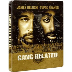Gang Related (Ltd Steelbook) (Blu-ray) (Import)