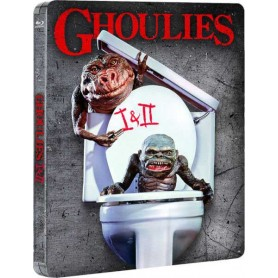 The Ghoulies 1-2 - (Ltd Steelbook) (Blu-ray) (Import)