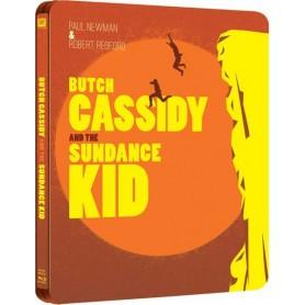 Butch Cassidy & The Sundance Kid - (Ltd Steelbook) (Blu-ray) (Import)