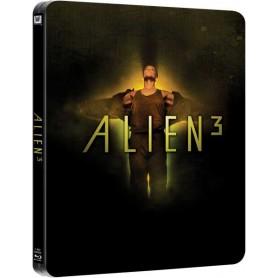 Alien 3 - (Ltd Steelbook) (Blu-ray) (Import svensk text)