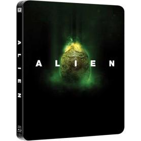 Alien - (Ltd Steelbook) (Blu-ray) (Import svensk text)