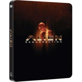 Alien Resurrection - (Ltd Steelbook) (Blu-ray) (Import svensk text)