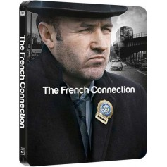French Connection: Ltd Steelbook (Blu-ray) (Import)