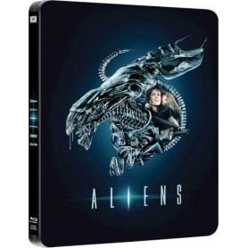 Aliens 30th Anniversary - (Ltd Steelbook) (Blu-ray) (Import svensk text)