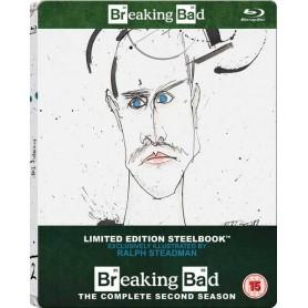 Breaking Bad: Season 2 - (Ltd Steelbook) (Blu-ray) (Import)