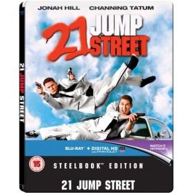 21 Jump Street - (Ltd Steelbook) (Blu-ray) (Import)