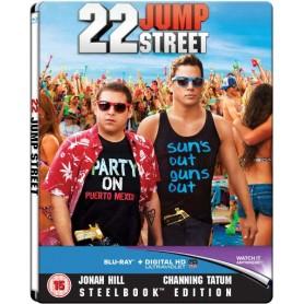 22 Jump Street - (Ltd Steelbook) (Blu-ray) (Import)