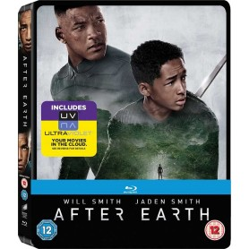 After Earth - (Mastered in 4K) (Ltd Steelbook) (Blu-ray) (Import)