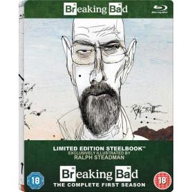 Breaking Bad: Season 1 - (Ltd Steelbook) (Blu-ray) (Import)