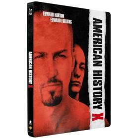American History X (Ltd Steelbook) (Blu-ray) (Import svensk text)