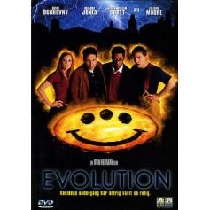 Evolution (Nyrelease)