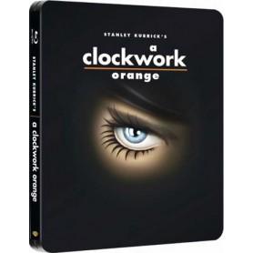 A clockwork orange (Ltd Steelbook) (Blu-ray)
