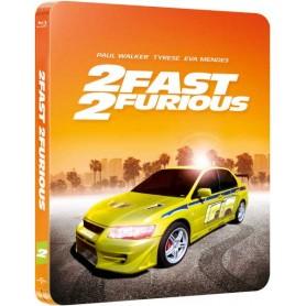 2 Fast 2 Furious (Ltd Zavvi Steelbook) (Blu-ray) (Import)