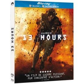 13 Hours: The Secret Soldiers of Benghazi (Ltd Steelbook) (Blu-ray) (Import)
