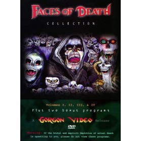 Faces of Death Collection Box (Import)