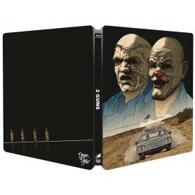 2 Guns (Ltd Steelbook) (Blu-ray) (Import svensk text)