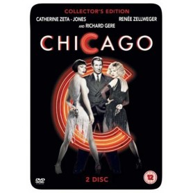 Chicago: Collector's edition (Ltd Steelbook) (DVD) (Import)
