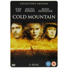 Cold Mountain: Collector's edition (Ltd Steelbook) (DVD) (Import)