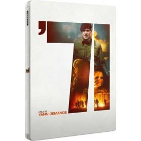 71 (Ltd Zavvi Steelbook) (Blu-ray) (Import)