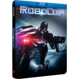 Robocop (2014) (Ltd Steelbook) (Blu-ray)