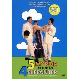 5 Myror Är Fler Än 4 Elefanter - Del 1
