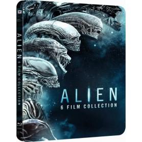 Alien 6-Film Collection (Ltd Steelbook) (Blu-ray)