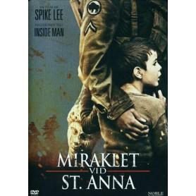 Miraklet Vid St. Anna (Ltd Steelbook) (DVD)