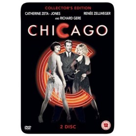 Chicago: Collectors' edition (Ltd Steelbook) (DVD) (Import)