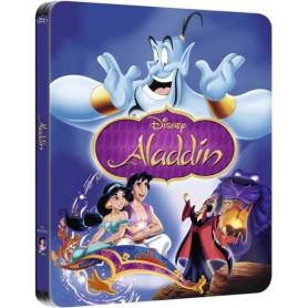 Aladdin (Ltd Zavvi Steelbook) (Blu-ray) (Import)
