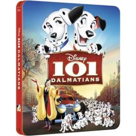 101 Dalmatians (Ltd Zavvi Steelbook) (Blu-ray) (Import)