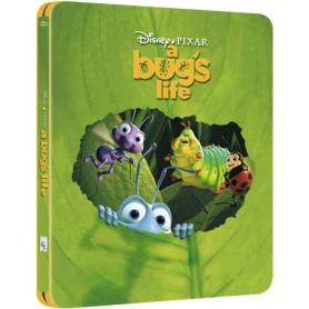 A Bug's Life (Ltd Zavvi Steelbook) (Blu-ray) (Import)