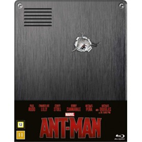 Ant-Man (Ltd Steelbook) (Blu-ray)