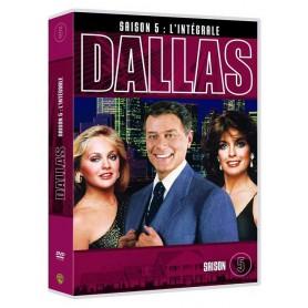Dallas - Säsong 5 (5-disc) (Import svensk text)