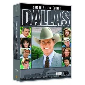 Dallas - Säsong 7 (5-disc) (Import svensk text)