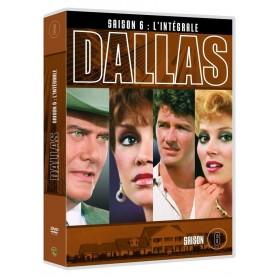 Dallas - Säsong 6 (5-disc) (Import svensk text)